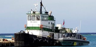 Interceptan barco de empresa venezolana