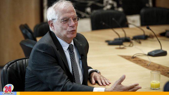 Josep Borrell respaldó sanciones