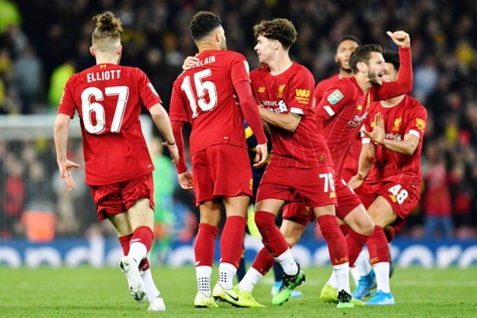 Liverpool eliminó a Arsenal - noticias24 Carabobo