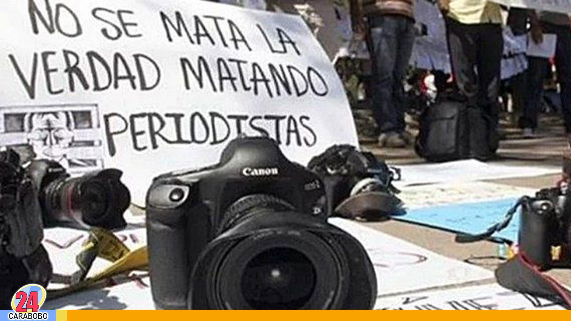 Países peligrosos contra el periodismo - Países peligrosos contra el periodismo