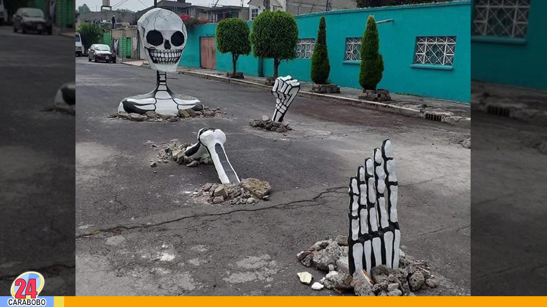 México y su día de los muertos - México y su día