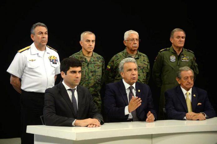 Moreno se mudó a Guayaquil - noticias24 Carabobo