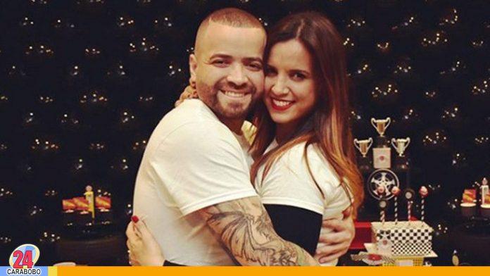 Nacho e Inger Mendoza oficialmente separados