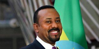 Nobel de la Paz para Abiy Ahmed