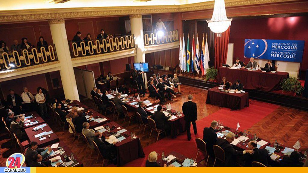 Parlasur sobre informe de Bachelet
