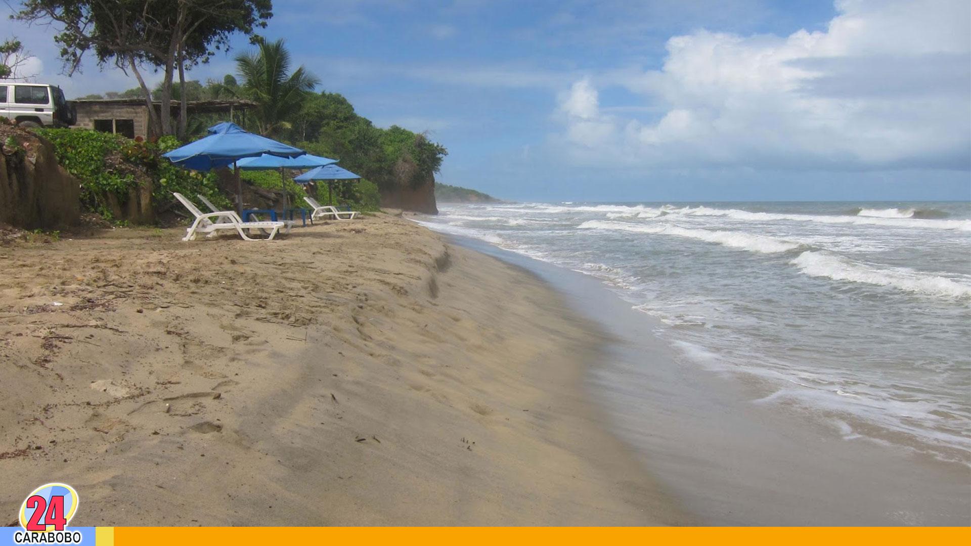 Playa Chirimena - Playa Chirimena