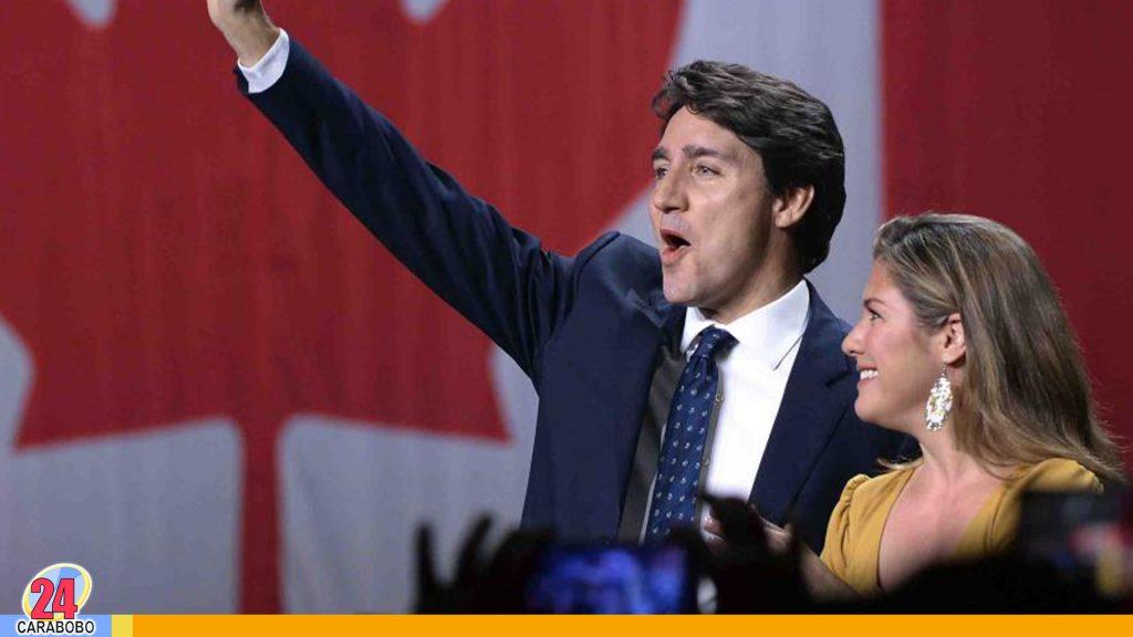 elecciones en Canadá