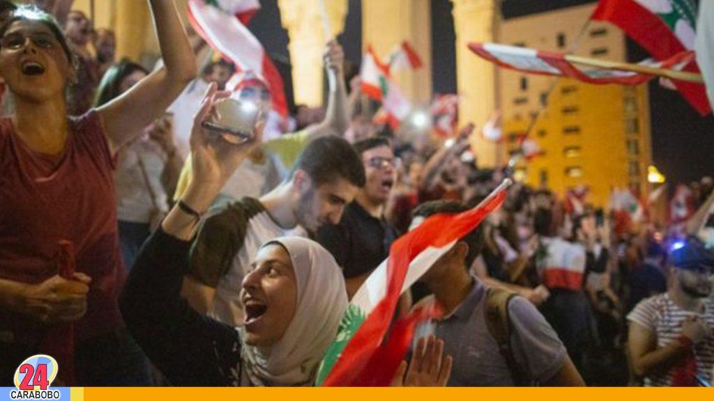 enuncia primer ministro del Líbano