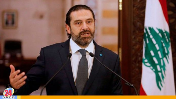 renuncia primer ministro del Líbano