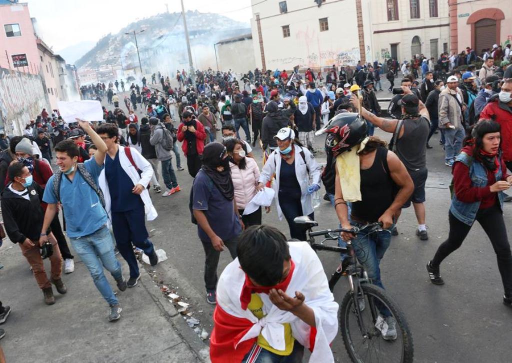 Protestas han cobrado cinco vidas - noticias24 Carabobo