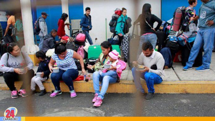 expulsión de venezolanos en Perú
