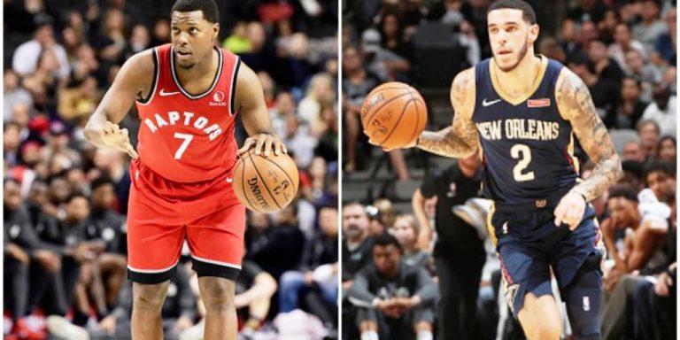 ¡Todos contra Raptors! Primer salto en temporada de la NBA 2019-2020
