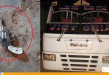 Robó un microbús en Tocuyito