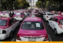 taxistas mexicanos - taxistas mexicanos