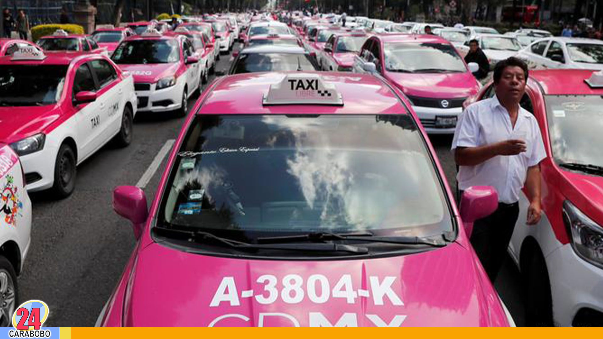 taxistas mexicanos