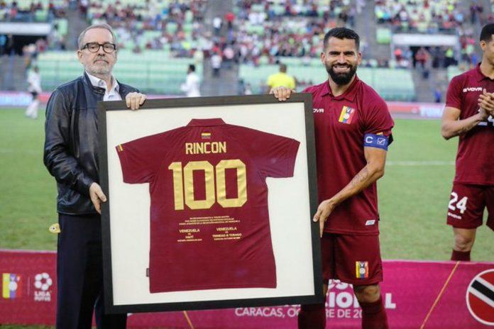Partido centenario de Tomás Rincon - noticias24 Carabobo