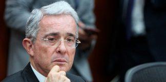 Álvaro Uribe ante la Corte Suprema