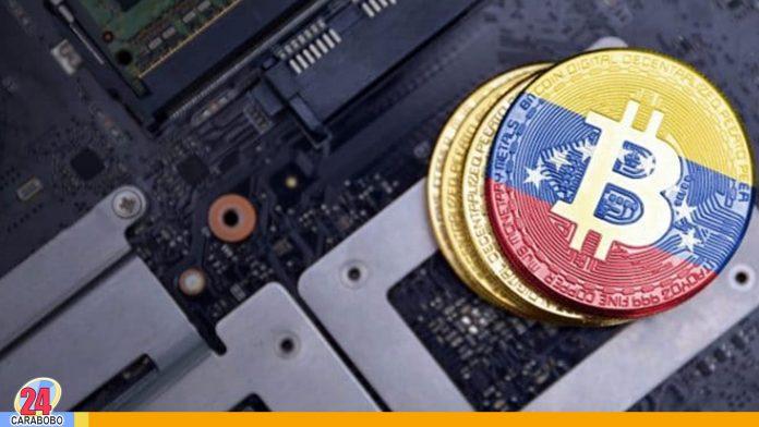 cajero móvil de criptomonedas en Venezuela