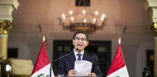 Vizcarra disolvió el Congreso - noticias24 Carabobo