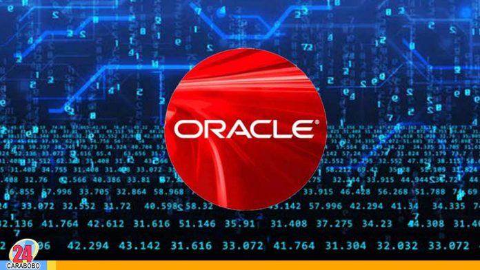Oracle cancela sus contratos en Venezuela