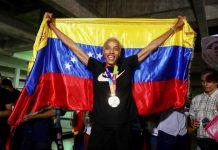 Yulimar Rojas llegó a casa - noticias24 Carabobo
