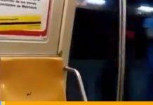 Metro de Caracas va sin puertas - Metro de Caracas va sin puertas