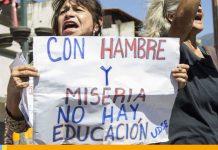 Paro nacional de educadores - Paro nacional de educadores