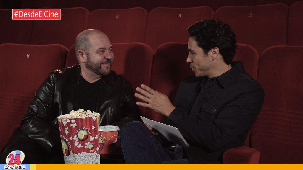 """Leo Aldana llega con """"Desde El Cine"""""""