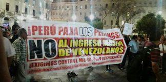 Xenofobia en Perú - Xenofobia en Perú