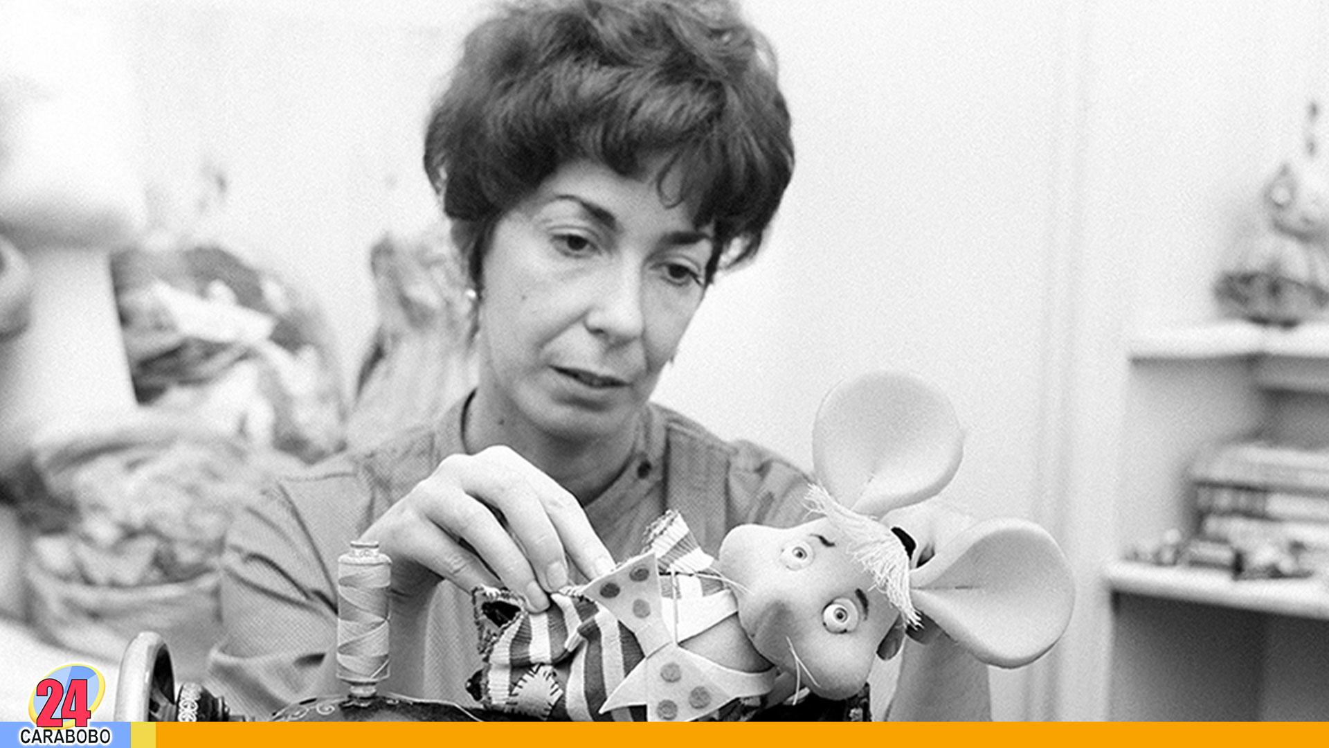 creadora del Topo Gigio - Creadora del Topo Gigio