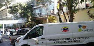 Murió quemado en Caracas - Murió quemado en Caracas