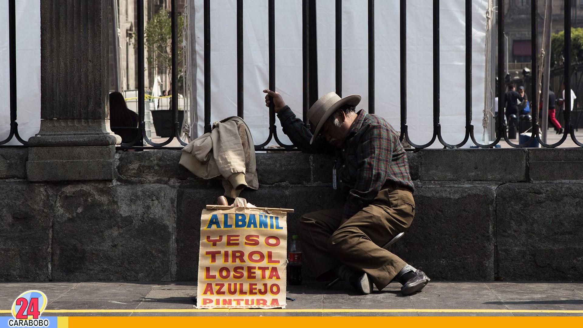 Desempleo en México - Desempleo en México