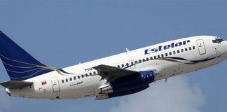 Falla de motor de avión Estelar en vuelo Caracas-República Dominicana
