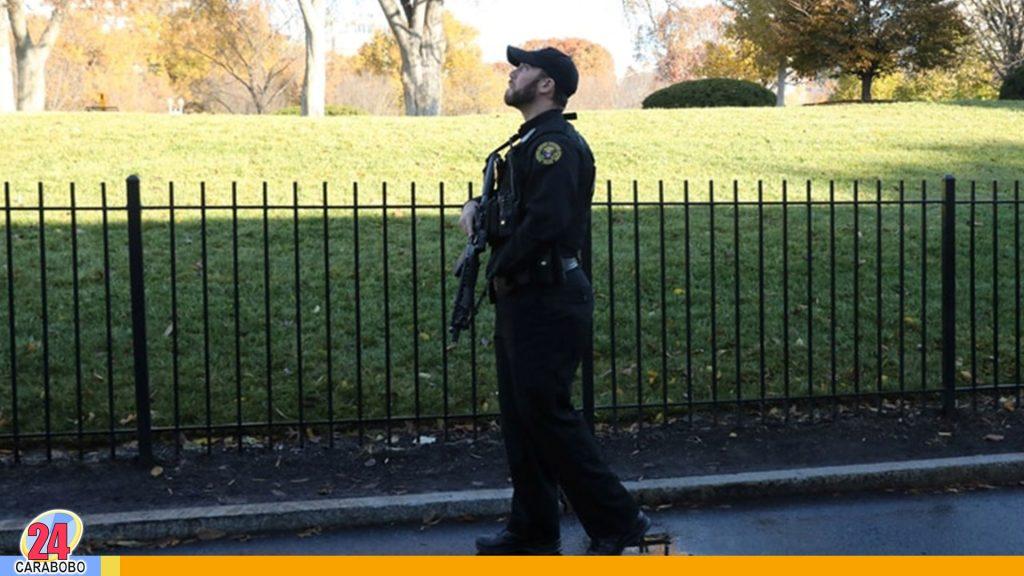 Alerta en la Casa Blanca y el Capitolio por violación del espacio aéreo