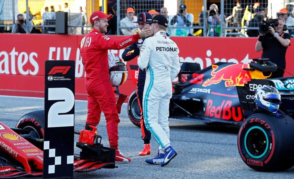 Bottas logró la pole - noticias24 Carabobo