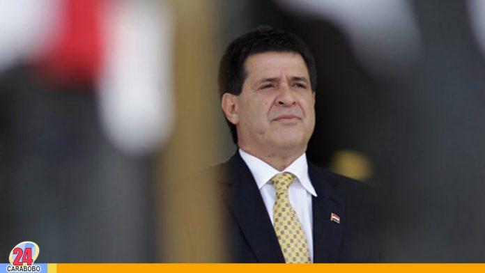 Detención de Horacio Cartes expresidente de Paraguay por Lava Jato