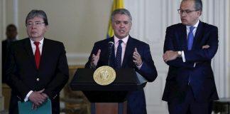 Colombia nombró a Carlos Holmes Trujillo como ministro de Defensa