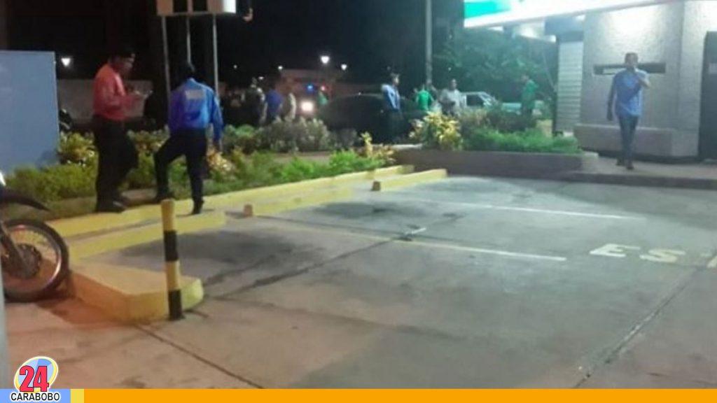 ataques con granadas en Maracaibo