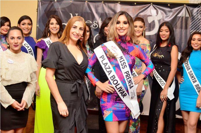 Daniela Chmatil es Miss Prensa - noticias24 Carabobo