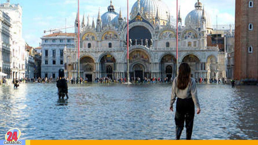 inundaciones enVenecia