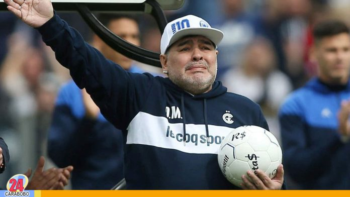 Despedido Maradona - Despedido Maradona