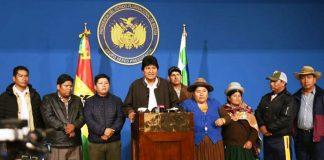 Evo Morales convocó a elecciones - noticias24 Carabobo