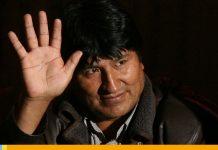 Largo viaje de Evo Morales - Largo viaje de Evo Morales