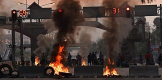 protestas en Bolivia - protestas en Bolivia