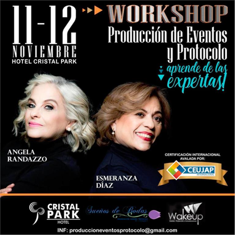 WORKSHOP Producción de Eventos y Protocolo - noticias24 Carabobo