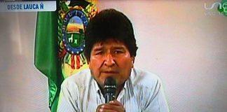 Evo Morales renunció - noticias24 Carabobo