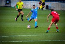 Fútbol femenino español
