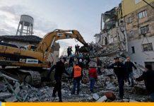 Sismo en Albania dejó al menos 13 muertos y daños estructurales