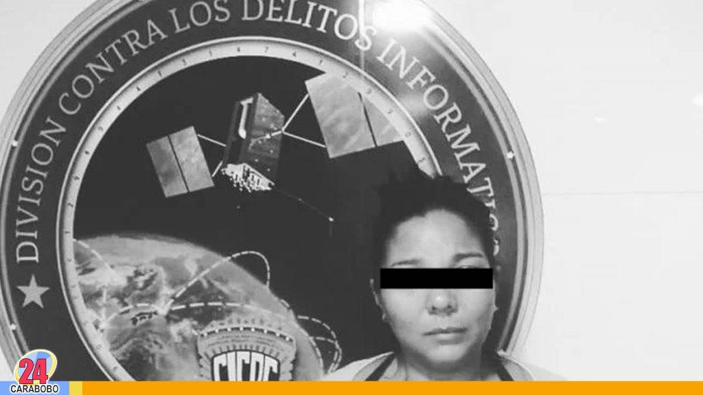 Funcionaria del Saime detenida por cobrar dos mil dolares en tramites