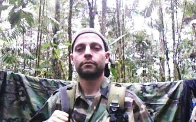 guerrillero de las FARC - guerrillero de las FARC